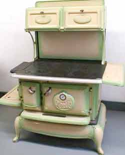 Wood Cookstoves - Antique or new adds charm to your home