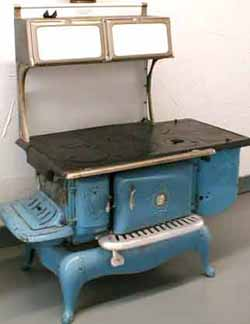 Antique Wood Cook Stoves http://www.masez.com/wood_stoves.shtml